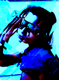 Facade—Digital Artwork.