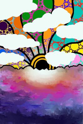 Birdsong—Digital Artwork.