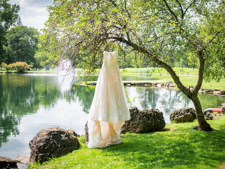 An Enchanted Garden Wedding at Shadow Lake - Rochester, NY Photographer - Brittany & Tanis