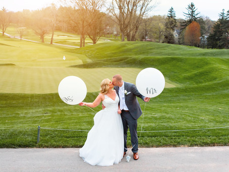 Lauren & Andrew: A Wedding at Oak Hill Country Club