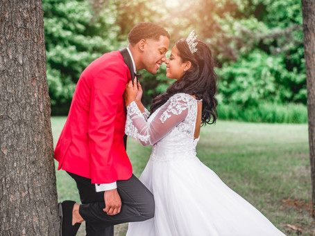 The Diplomat - Rochester, NY Wedding Photographer: Linmary & Oto