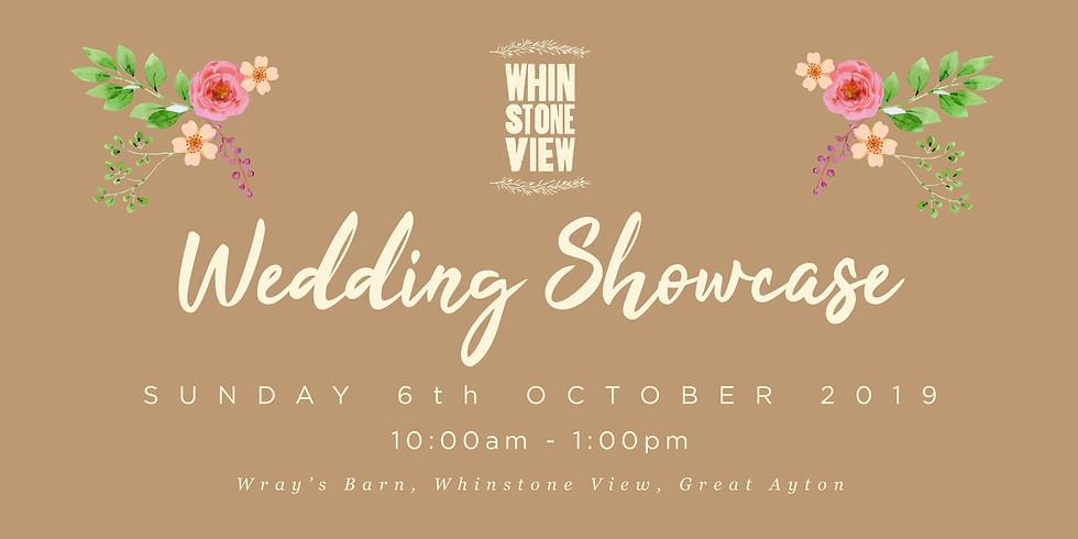 Whinstone View Wedding Showcase October 2019