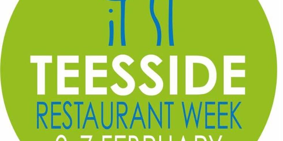 Teesside Restaurant Week (February 2020)