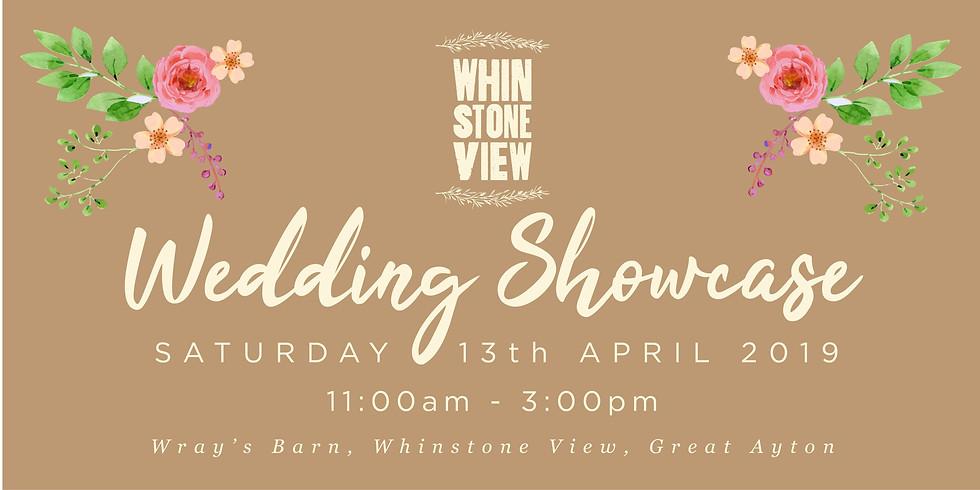 Whinstone View Wedding Showcase April 2019