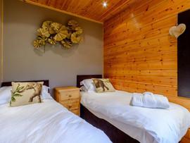 Kuki Log Cabin