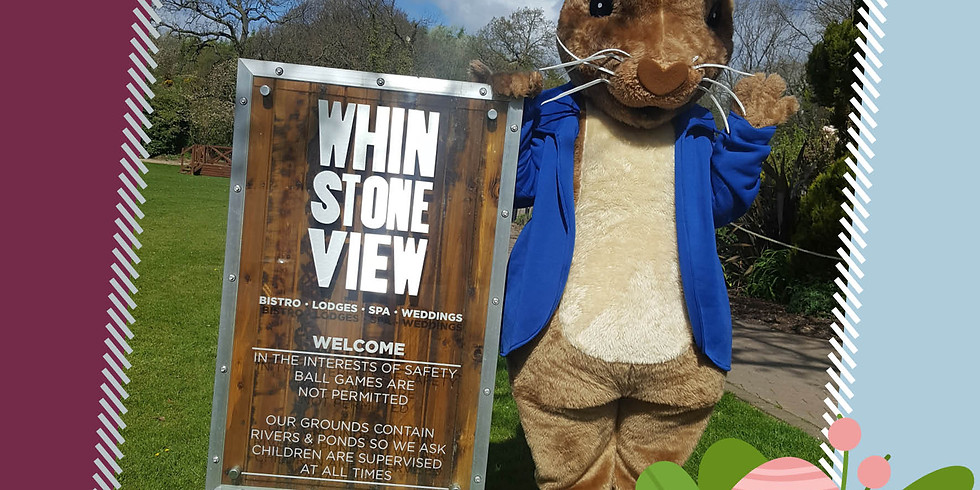 Lunch with Peter Rabbit - SOLD OUT