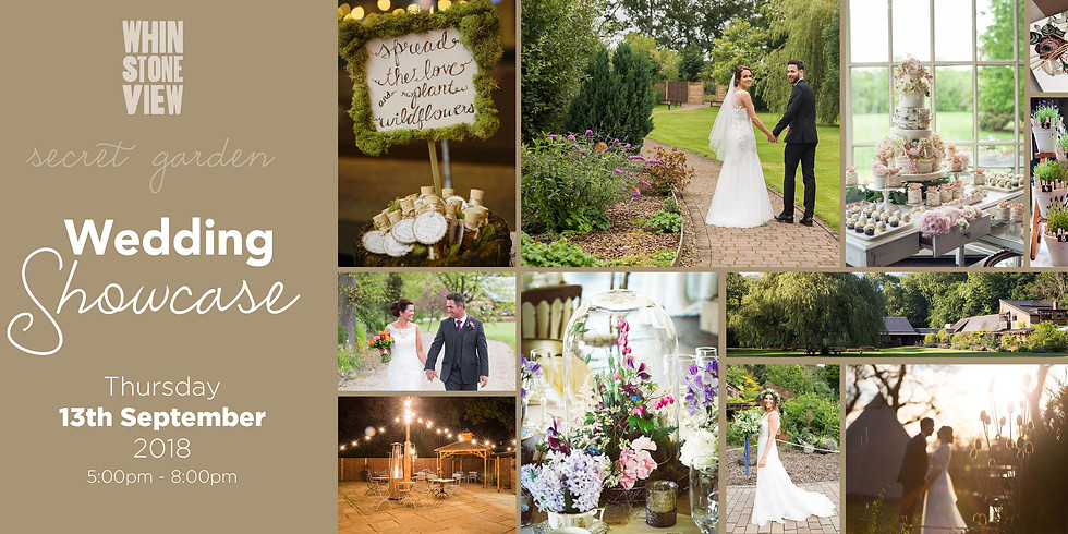 Whinstone View Wedding Showcase September 2018