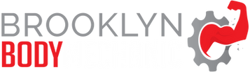 Brooklyn Body Mechanic Logo that links to bookig page