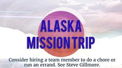 Alaska Fundraiser