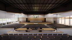 Worship Center - Center