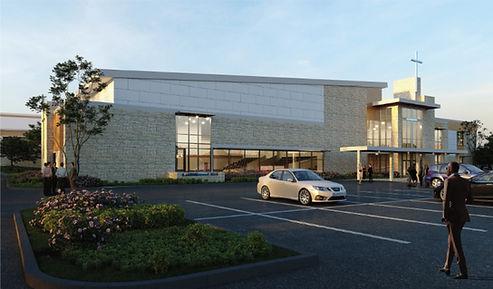 1 Grace Baptist Church rendering square.