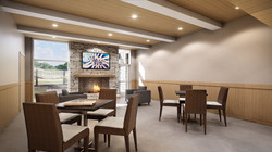 Church Commons - Hospitality Lounge