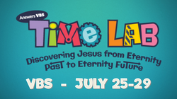 VBS - Time Lab