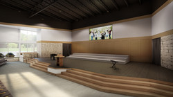 Worship Center - Stage