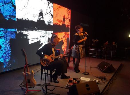 Lucy & Tom na Forum Ekonomicznym w Krynicy