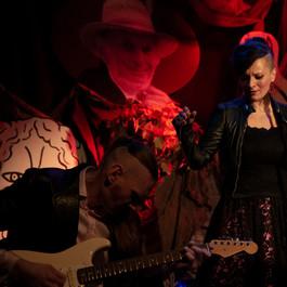 Lucy & Tom w Piwnicy Pod Baranami