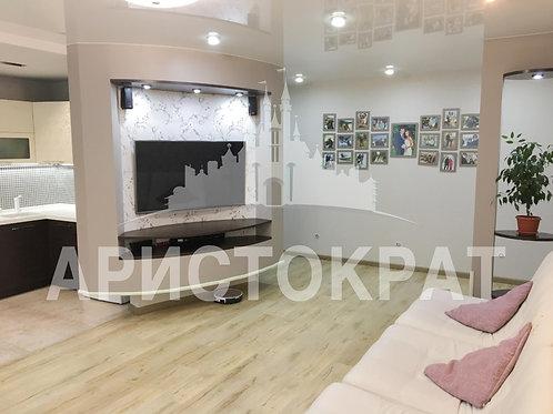 3к, 68.2 м², 3/10, улица Анны Щетининой, 20, Владивосток
