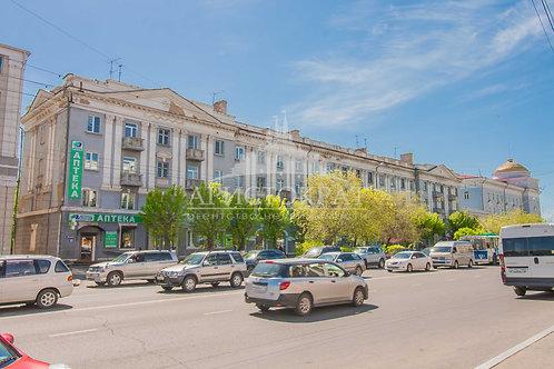 3-к квартира, 82,9м², 2/4 эт., Ленина улица, 97