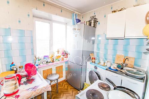 2-к квартира, 43.2 м², 4/5 эт., ул Амурская, 107