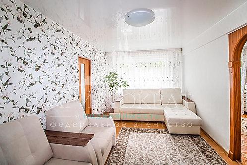 3-к квартира, 57.8 м², 1/5 эт., ул Украинский б-р, 24