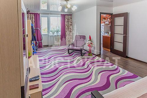 2-к квартира, 45.5 м², 2/4 эт.,  Чита, Евгения Гаюсана, 32А