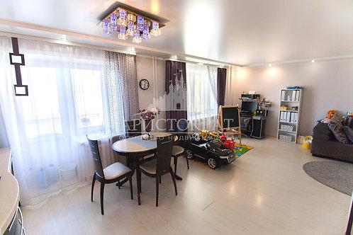 2-к квартира, 66.7 м², 2/10 эт., ул Нерчинско-Заводская, 3