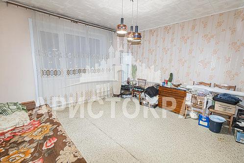 2к, 52 м², 10/10, улица Шилова, 89, Чита