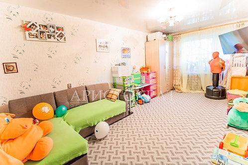 3-к квартира, 60 м², 2/5 эт., ул Селенгинская, 9