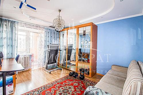 3-к квартира, 102.4 м², 2/6 эт., ул Токмакова, 21