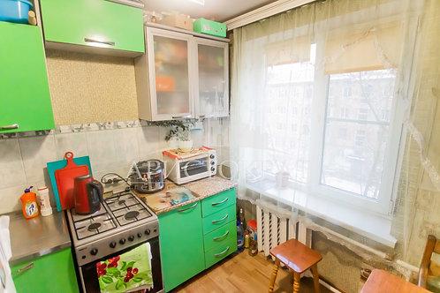 2-к квартира, 45.2 м², 3/5 эт., ул Смоленская, 51