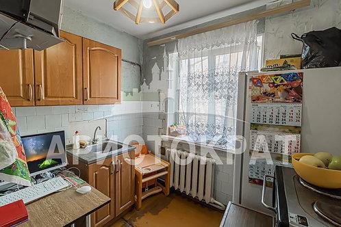1к, 32 м², 5/5, улица Гамарника, 12Б, Владивосток