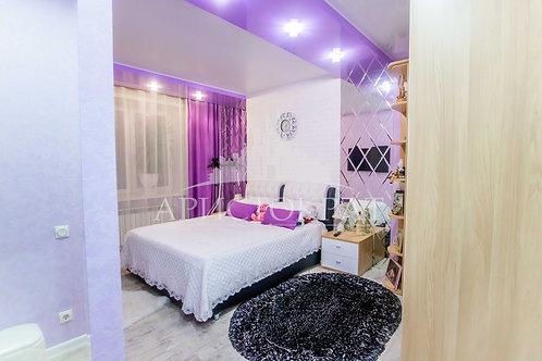 3-к квартира, 85 м², 9/18 эт., Полины Осипенко 44