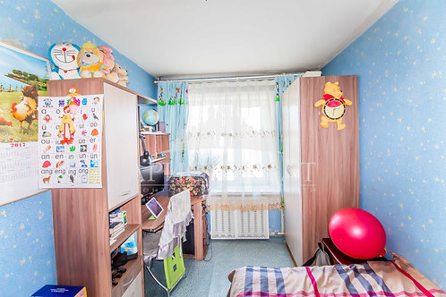 3-к квартира, 59 м², 3/5 эт., ул Евгения Гаюсана, 42