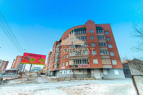 3-к квартира, 92.9 м², 4/6 эт., ул Шилова, 8а