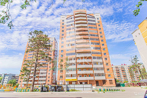 2-к квартира, 65.5 м², 10/16 эт., Северный мкр, 47