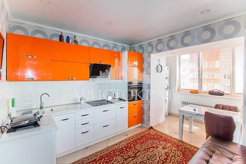 2-к квартира, 71 м², 7/8 эт., ул Курнатовского, 27