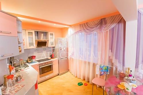 3-к квартира, 69.1 м², 3/5 эт., Чкалова 33