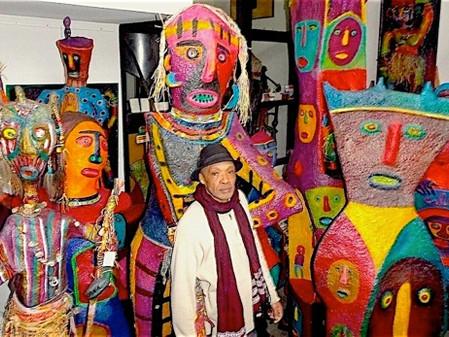 Un immense sculpteur dont l'Afrique peut s'honorer