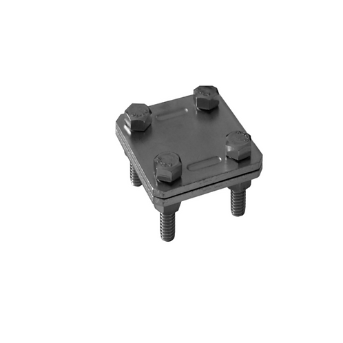 Clema intersectie platband 40x4mm ozn