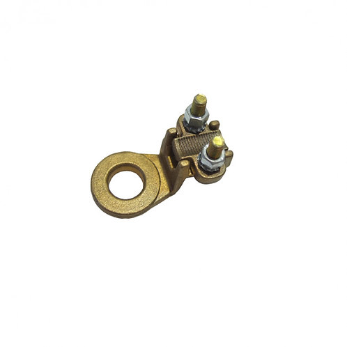Racord cu etrier din alama pentru conductoare cupru 6-70mmp