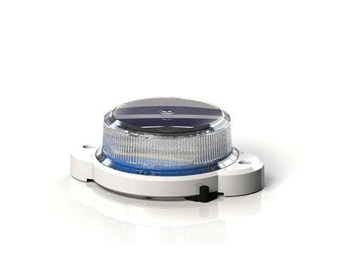 Baliza solara OL2A lumina albastra 8cd