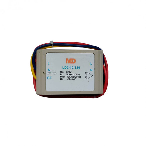 Descarcator lampa LED 10kA, T2  LD2 10 320