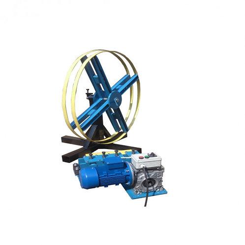 Derulator electric combinat platband si conductor
