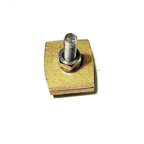 Clema intersectie alama 35-50mmp