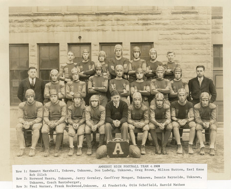AHS Football: c.1928