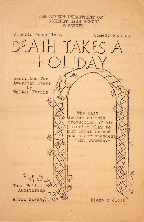 MLS: Death Takes a Holiday