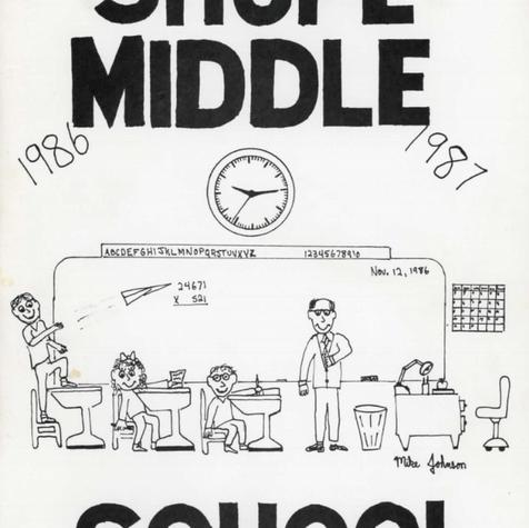 Shupe: 1986-87