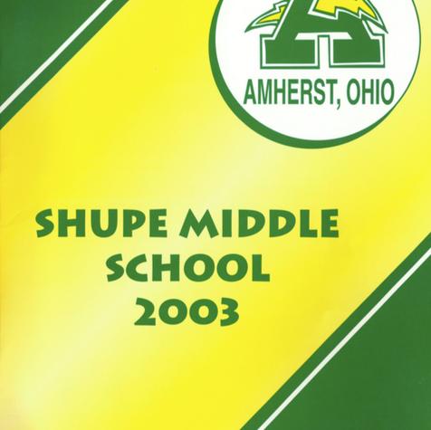 Shupe: 2002-03