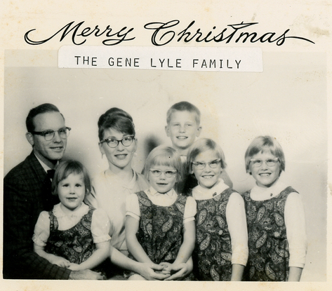 Lyle Family Christmas Greetings