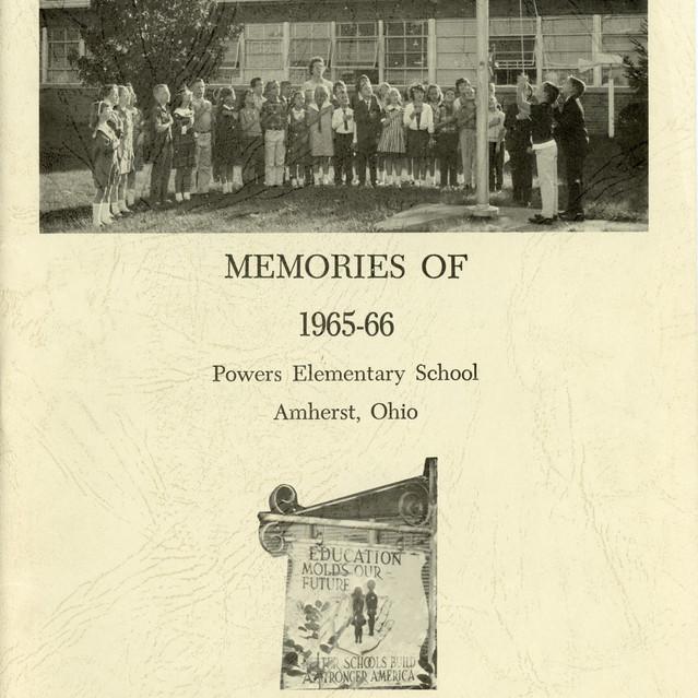 Powers Yearbooks